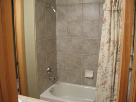 Total of 3 baths with new towels