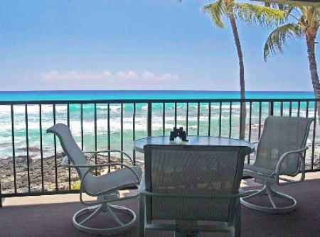 Amazing 180º Oceanview from Large Private Lanai