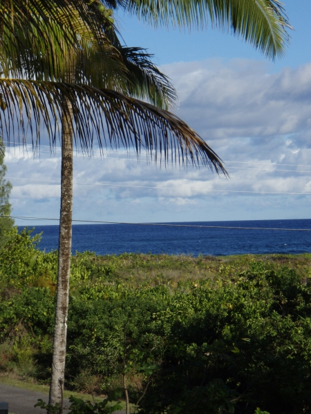 Big Island Kapoho Ocean View Tropical Beach House, Snorkeling, Hot Tub, Bikes, Paradise!!