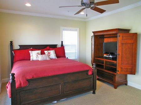 Master Bedroom- Access to Private porch
