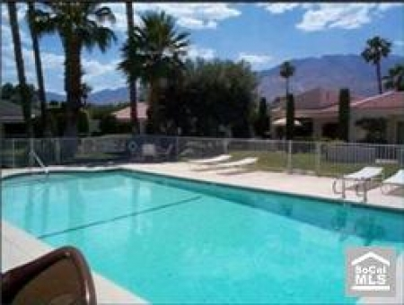 Palm Springs 2 Bed/ 2 Bath, Large, Beautiful View Condo