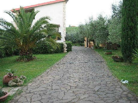Accommodations Villa Baiera