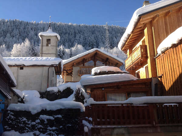 Chalet Les Arcs France:: Luxury Ski Chalet